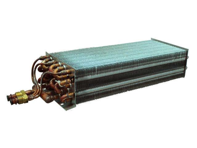 Evaporador Ar Condicionado Trator 87 X 158 X 470 mm 5 Filas
