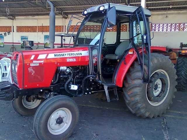 Cabina Agrícola - Massey Ferguson - MF 283