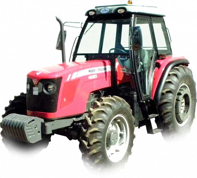 Cabina Agrícola - Massey Ferguson - MF 4283