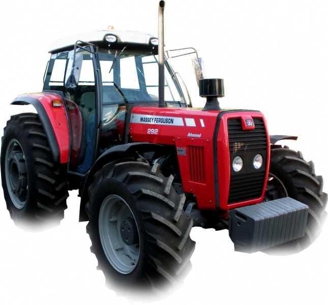 Cabina Agrícola - Massey Ferguson - MF 292