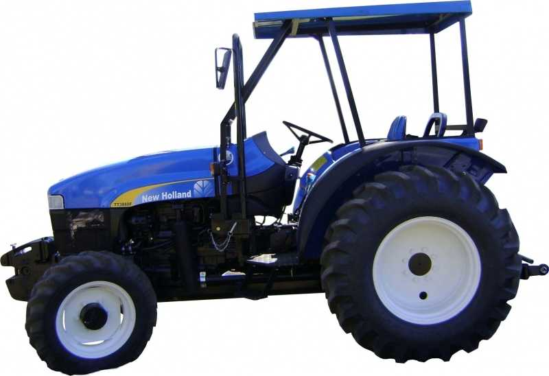 Capota Agrícola - New Holland - NH TT 3880
