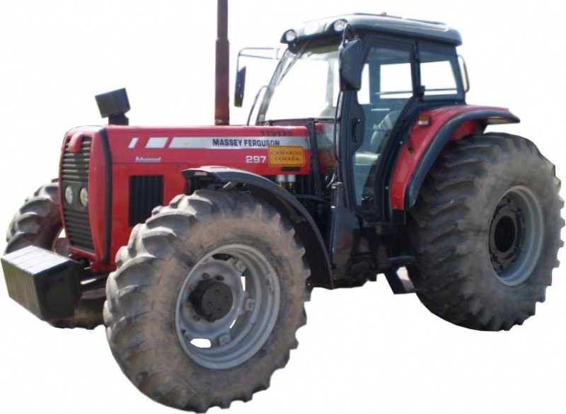 Cabina Agrícola - Massey Ferguson - MF 297