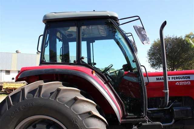 Cabina Agrícola - Massey Ferguson - MF 4299