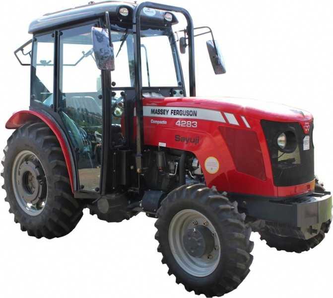Cabina Agrícola - Massey Ferguson - MF 4283 Compacto