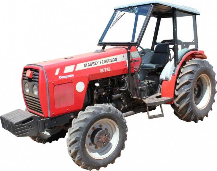 Capota Agrícola - Massey Ferguson - MF 275 Compacto