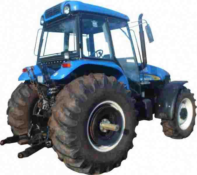 Cabina Agrícola - New Holland - NH TM 135