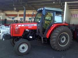 Capota Agrícola Massey Ferguson MF 283 Adv