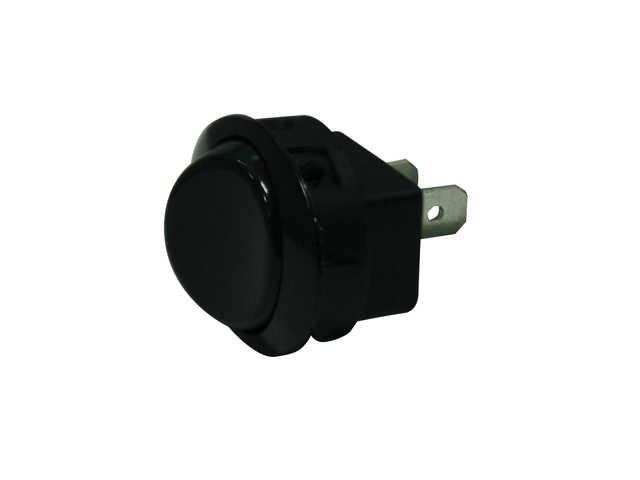 Interruptor UNIP 10A Lig/Desl Preto M8FT8FE2B